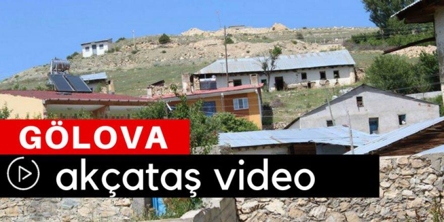 Gölova Akçataş Köyü Video
