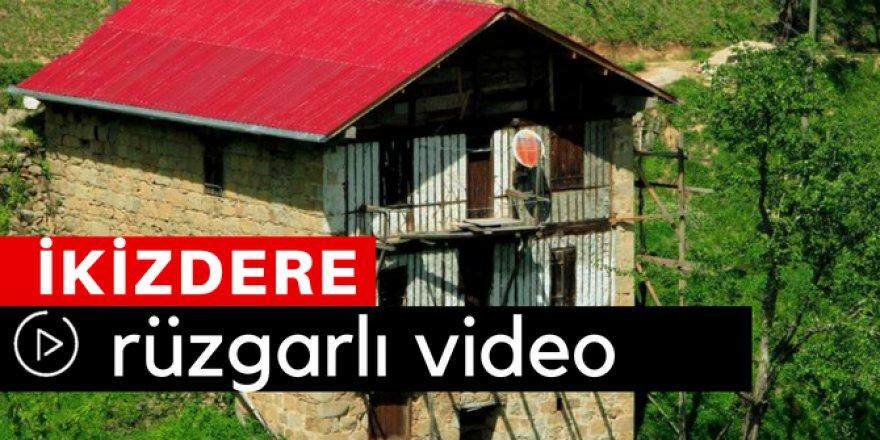 İkizdere Rüzgarlı Köyü Video