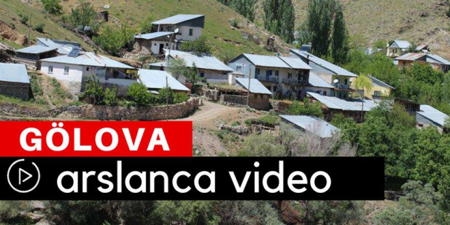 Gölova Arslanca Köyü Video