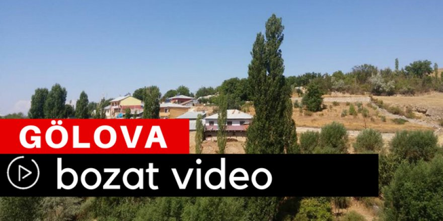 Gölova Bozat Köyü Video