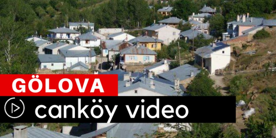 Gölova Canköy Video