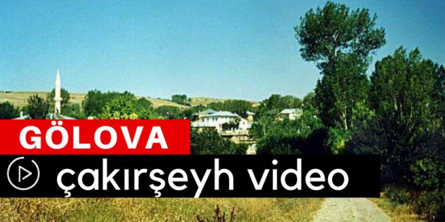 Gölova Çakırşeyh Köyü Video