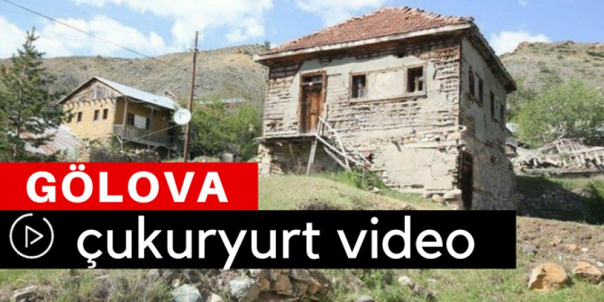 Gölova Çukuryurt Köyü Video