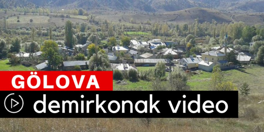 Gölova Demirkonak Köyü Video