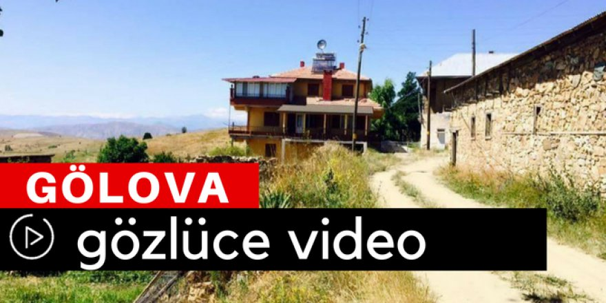Gölova Gözlüce Köyü Video