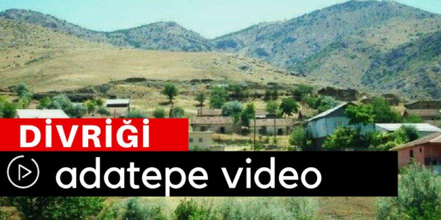 Divriği Adatepe Köyü Video