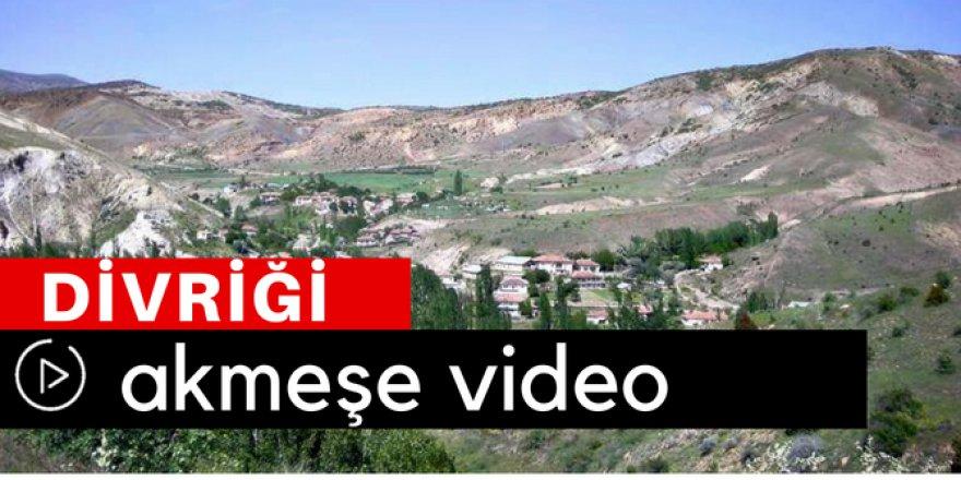 Divriği Akmeşe Köyü Video