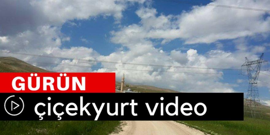 Gürün Çiçekyurt Köyü Video
