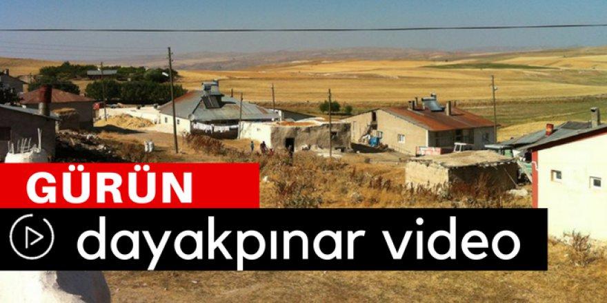 Gürün Dayakpınar Köyü Video