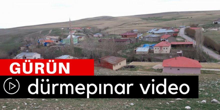 Gürün Dürmepınar Köyü Video