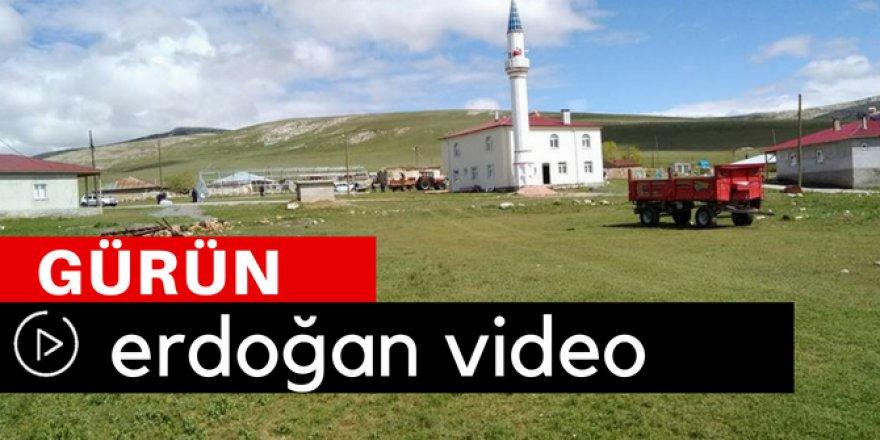Gürün Erdoğan Köyü Video