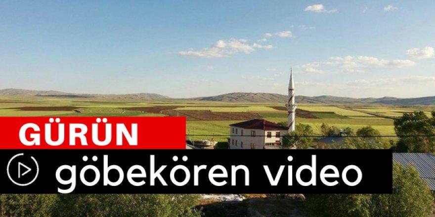 Gürün Göbekören Köyü Video