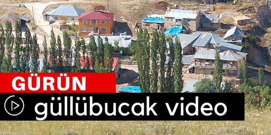Gürün Güllübucak Köyü Video