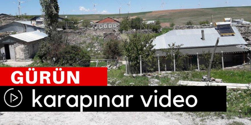 Gürün Karaören Köyü Video