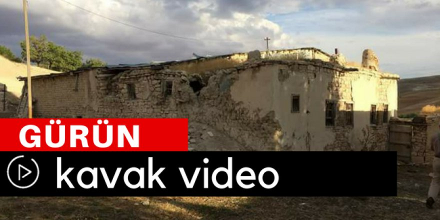 Gürün Kavak Köyü Video