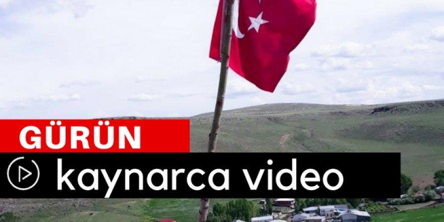Gürün Kaynarca Köyü Video