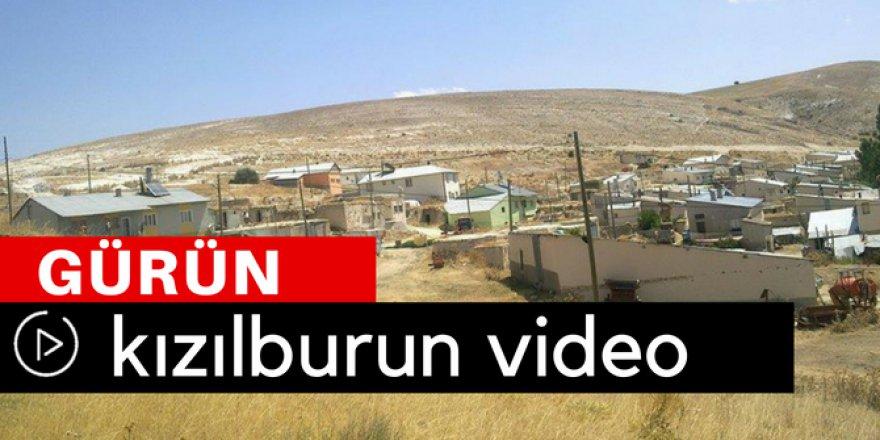 Gürün Kızılburun Köyü Video