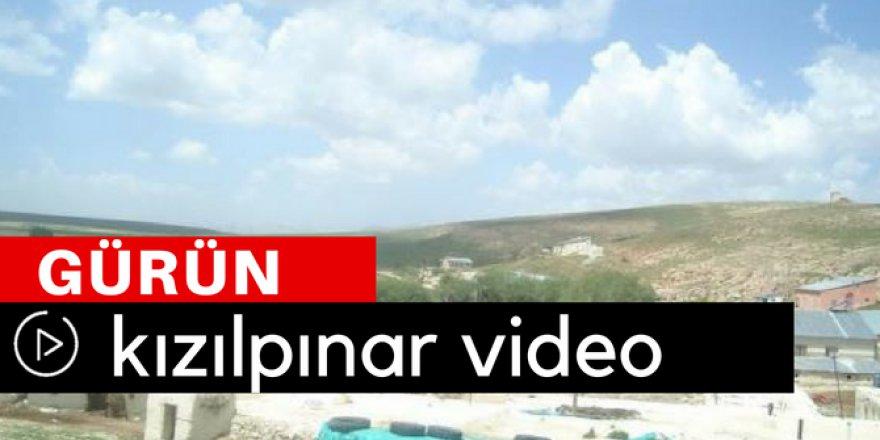 Gürün Kızılpınar Köyü Video