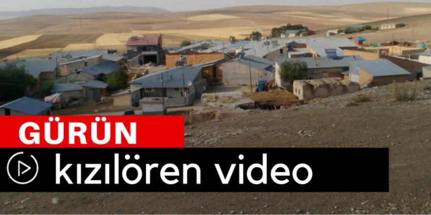 Gürün Kızılören Köyü Video