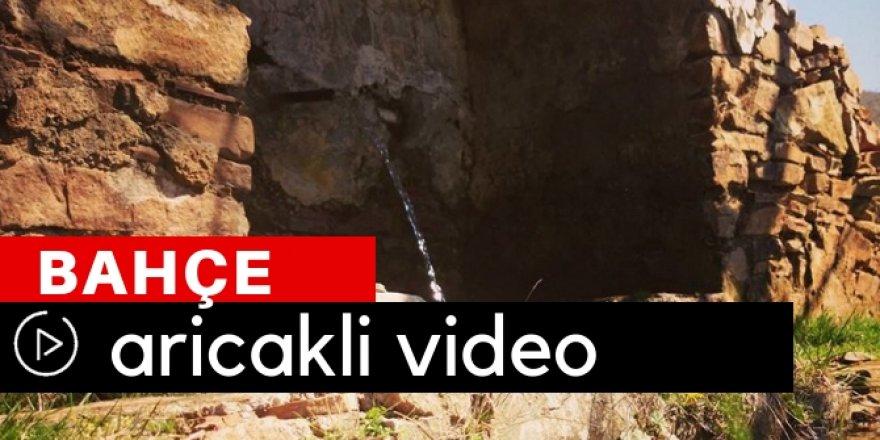 Bahçe Arıcaklı Köyü Video