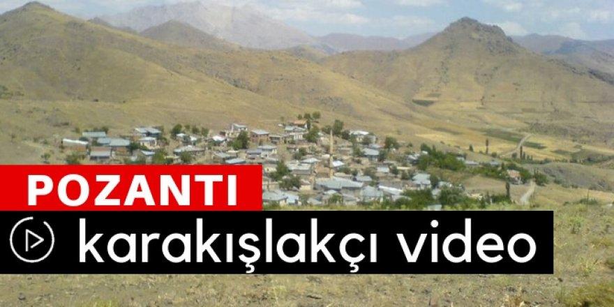 Pozantı Karakışlakçı Köyü