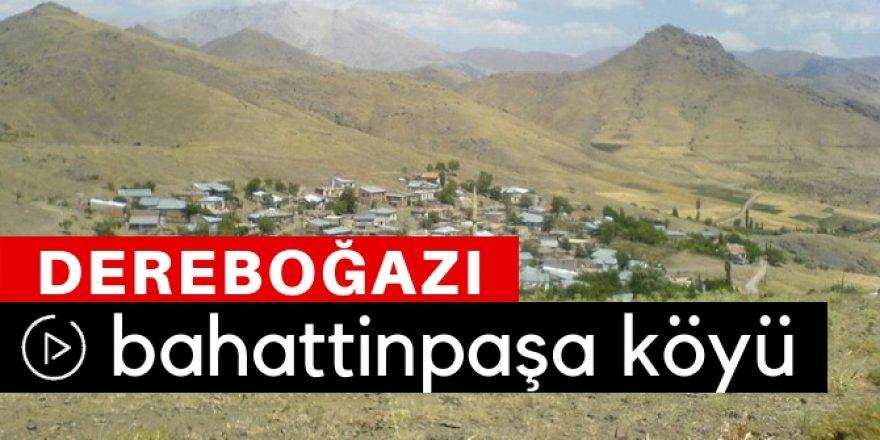 Derepazarı Bahattinpaşa Köyü Video