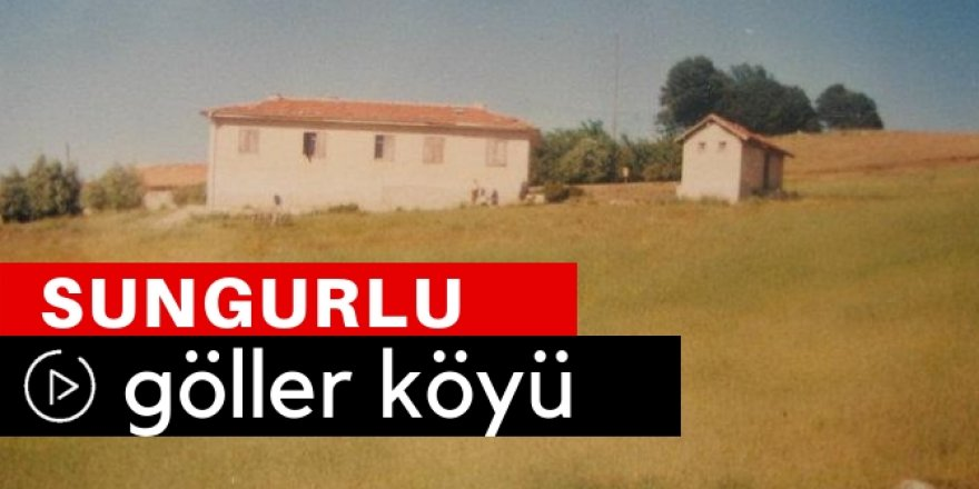 Sungurlu Göller Köyü Video