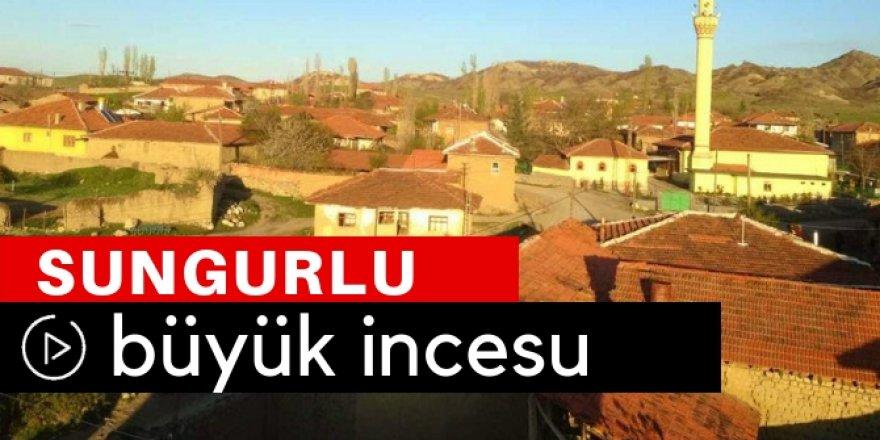 Sungurlu Büyük İncesu Köyü Video