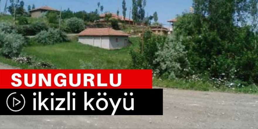 Sungurlu ikizli Köyü Video