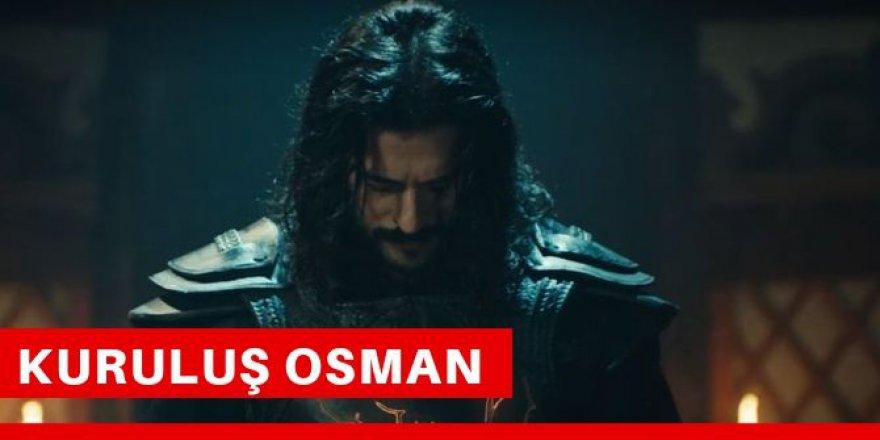 Kuruluş Osman 8. Bölüm Fragmanı İzle