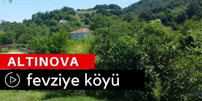 Altınova Fevziye Köyü